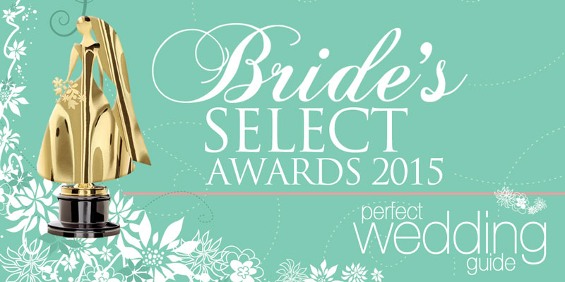 Bride's Select Award - 2015 - K.I.S.S. Weddings - Wedding Officiant
